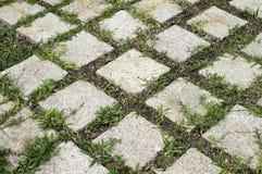 Garden stone Royalty Free Stock Photos