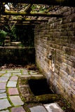 Garden structure Stock Images
