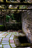 Garden structure Stock Photography