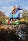 The garden tarot Royalty Free Stock Photos