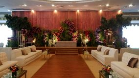 Spectacular Best Wedding Reception Decorations stock images