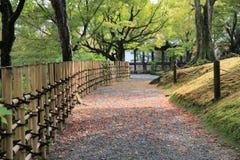 garden of Tofukuji Temple stock image