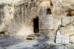 Garden Tomb, Jerusalem Royalty Free Stock Images
