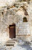 Garden Tomb, Jerusalem Stock Photo