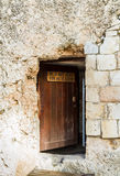 Garden Tomb, Jerusalem Royalty Free Stock Photography