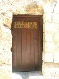 Garden Tomb Jerusalem Stock Image