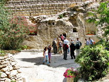 Garden Tomb Jerusalem Stock Images