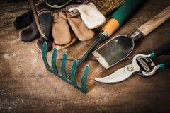 Garden tool Stock Photo