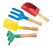 Garden tools Royalty Free Stock Image