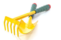Garden Tools Royalty Free Stock Photos