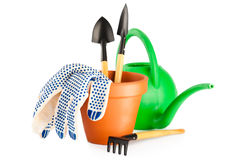 Free Garden Tools Stock Images - 18262004
