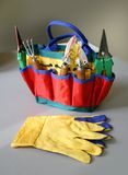 Garden Tools. In the bag Royalty Free Stock Image