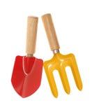 garden tools Stock Images