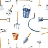 Garden tools set. Stock Photography