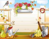 Garden tools Royalty Free Stock Photos