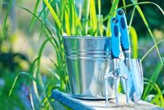 Garden tools Stock Image