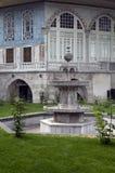 Garden in Topkapi Palace Stock Photography