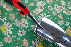 Garden trowel Royalty Free Stock Photography