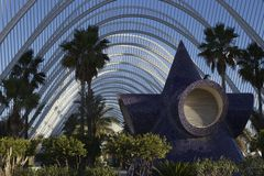Garden Valencia Royalty Free Stock Photo