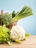 Garden vegetable. Some vegetable from the garden Stock Photography
