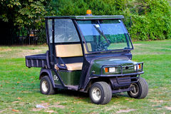 Garden vehicle Royalty Free Stock Photo