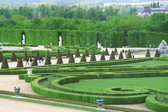 Garden of Versailles Stock Images
