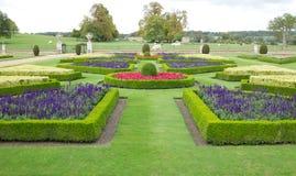 Garden View Royalty Free Stock Photos