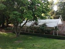 A Garden View stock photography