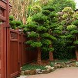 Garden view. One of the views at Nan Lian Garden. Hong Kong Royalty Free Stock Photography