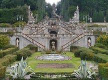 Park in Collodi in Italy Stock Images