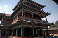 Garden of Virtue and Harmony, Beijing, China Stock Photos
