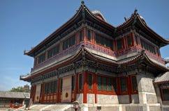 Garden of Virtue and Harmony, Beijing, China Royalty Free Stock Photography