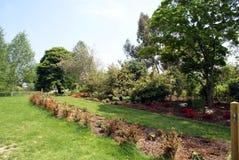 Garden walkway. Garden path Stock Image