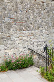 Garden wall copyspace Stock Photo