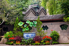 Garden Walls Residence Soong Ching-Ling Royalty Free Stock Photo