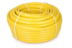 Garden water hose Royalty Free Stock Photography