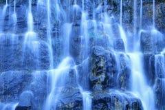 Garden Waterfall Stock Photos