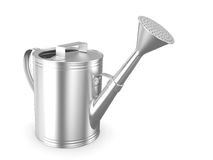 Garden watering can Royalty Free Stock Images