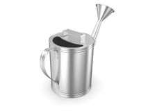 Garden watering can Stock Image