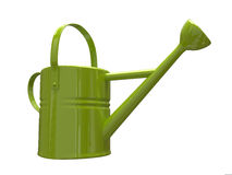 Garden watering can Royalty Free Stock Photo