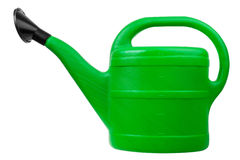 Garden watering can Stock Images