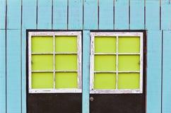 Garden windows Stock Image