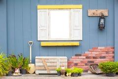 Garden work tools Stock Images