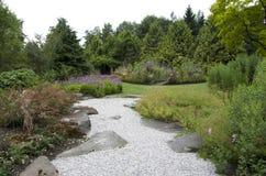 Garden yard design Stock Photo