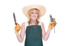 Gardener Royalty Free Stock Image