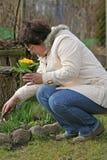 Gardener Stock Photo
