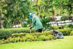 gardener imagem de stock royalty free
