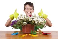 Gardener Royalty Free Stock Images
