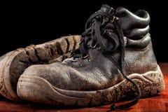 Gardeners Boots Stock Image