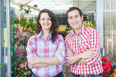 Gardeners Royalty Free Stock Photo